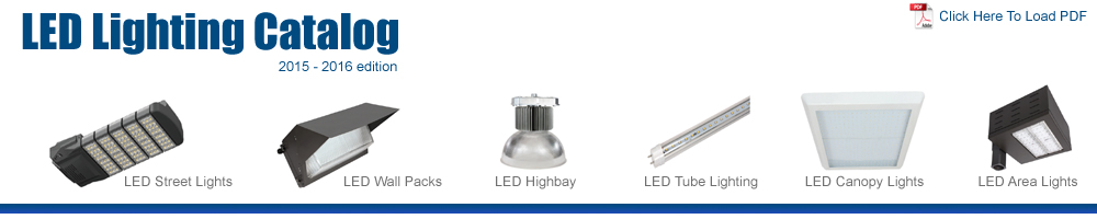 LED Lighting Catalog 2015-2016