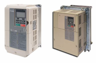 CIMR-PU4A0414AAA Yaskawa P1000 VFD, 380-480V 3-phase, 414 Amps, 350 Nominal HP, Chassis Mount