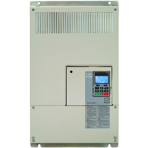 CIMR-AU4A0165FAA Yaskawa A1000 125/100HP @ 380-480vAC 150.0 Amp Heavy Duty, 165.0 Amp Normal Duty Output NEMA 1 VFD