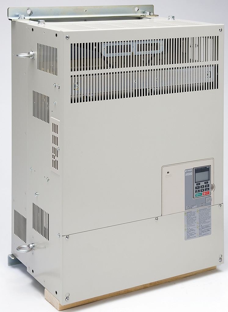 CIMR-AU4A0675AAA Yaskawa A1000 500-600/500-400HP @ 380-480vAC 605.0 Amp Heavy Duty, 675.0 Amp Normal Duty Output NEMA 1 VFD