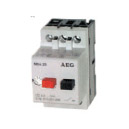 MBS25-0 EEC 20-25 Amp DIN Rail Mount Manual Start/Stop, 15HP 460vAC O/L & Circuit Breaker